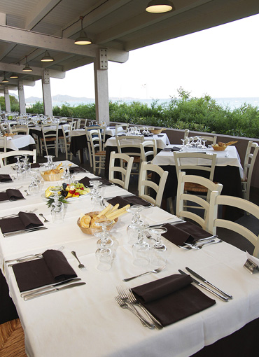 Ristorante Moby Dick villaggio Free Beach Club Costa Rei